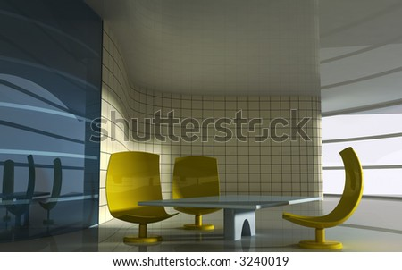 interior - stock photo