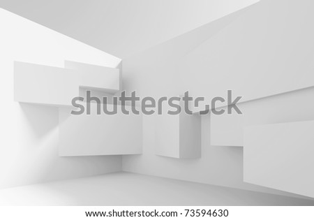 Interior Background - stock photo
