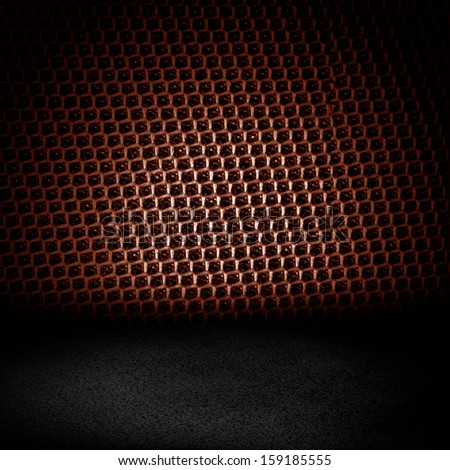 interior background of textile texture - stock photo