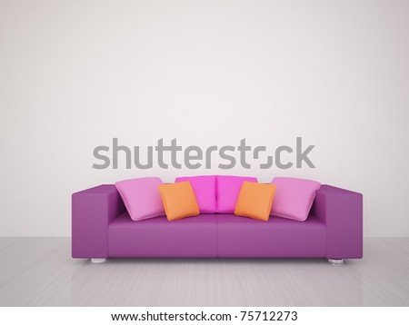 interior concept - stock photo