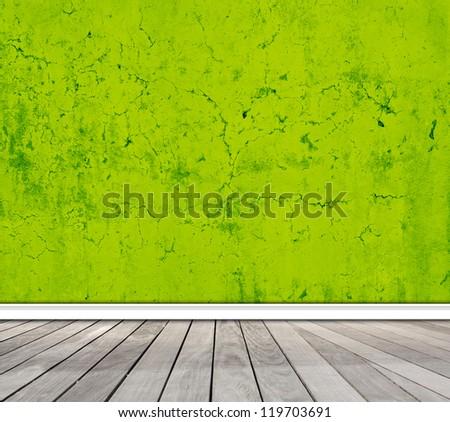 Interior Design - Empty Room - stock photo