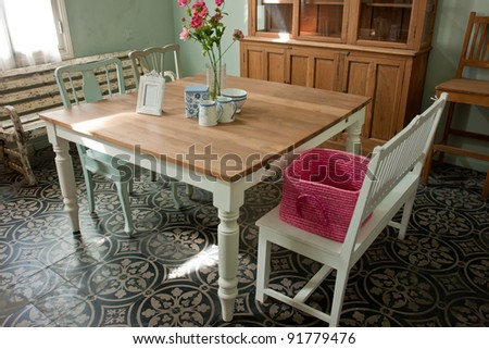 Country Style Room Stock Photos, Royalty-Free Images & Vectors ...