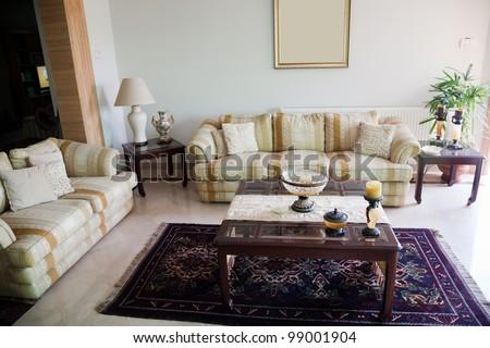 Interior Design Sitting Room Stock Photo 99001904 - Shutterstock