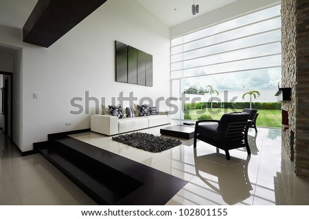 Modern House Stock Photos Royalty Free Images Vectors Shutterstock