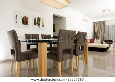 Interior - dining room