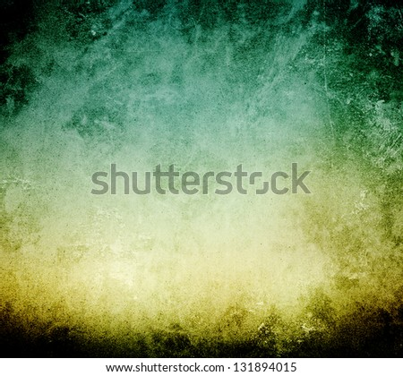 interior grunge wall - stock photo