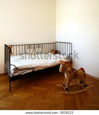 interior house - stock photo