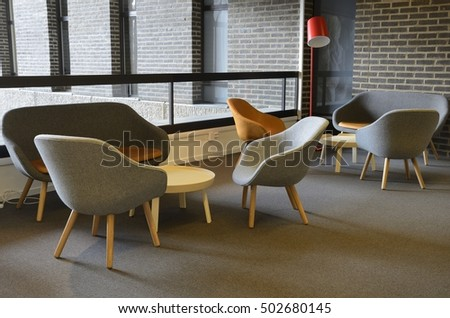 Interior modern furniture decoration.