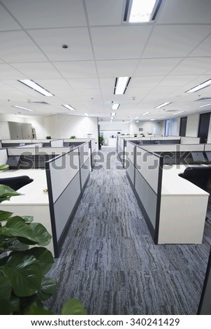 Interior of a modern office,Nobody
