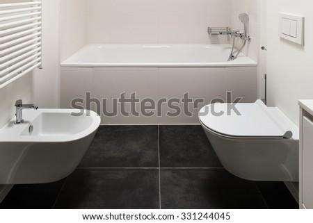 Modern Toilet Stock Photo Shutterstock