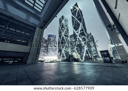 Modern Architecture City modern architecture interior stock images, royalty-free images
