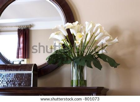 interior view - stock photo