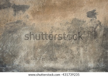 Interior Wall.Unique Interior Wall.Unique Texture.Unique Plaster.Scratching Wall.Faded Plaster.Old Plaster.Background Plaster.Luxury Interior Plaster.Interior Plaster.Film Wall. - stock photo