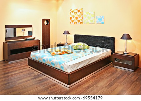 interiors - stock photo