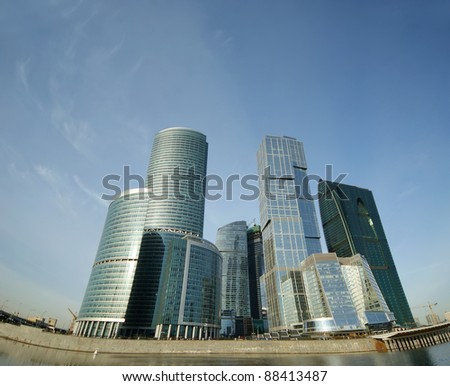 International business centre (City), Moscow, Russia