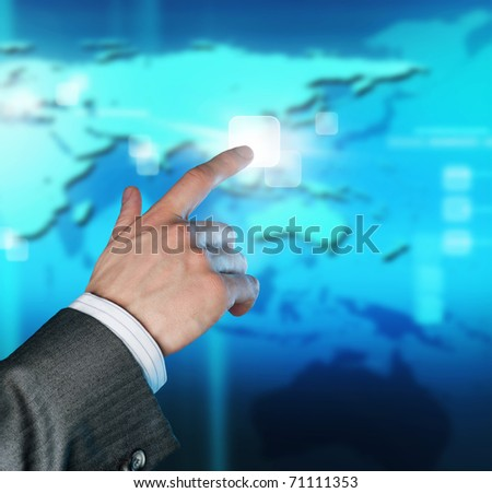 International Business concept - stock photo
