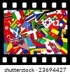 international film - stock photo