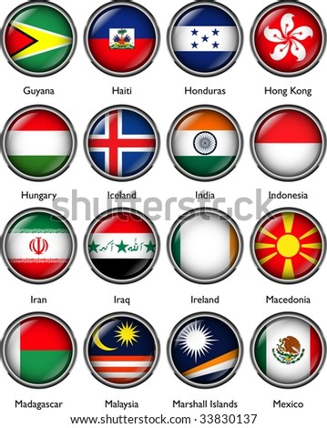 International Flags 4
