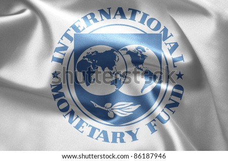 International Monetary Fund - stock photo