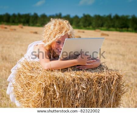Internet Addiction - stock photo