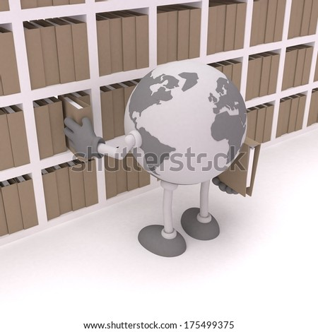 Internet information / Information website / Information age / Information web / Information save hard disk drive - stock photo