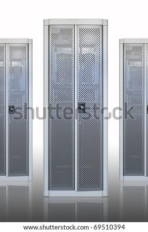 internet network server - stock photo