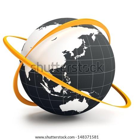 Internet search - stock photo