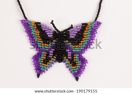 Teal And Black Cheap Fashion Jewelry Intricately beaded fashion