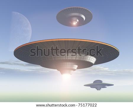 Invasion - stock photo