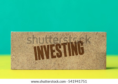Investing, Business Concept