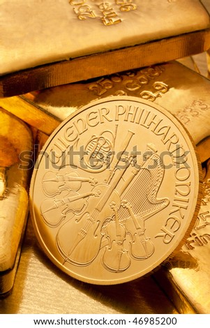 Investing in real gold than gold bullion and gold coins