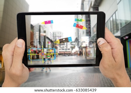 Augmented Reality Stock Images, Royalty-Free Images & Vectors | Shutterstock