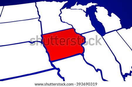 Midwest Map Stock Images, Royalty-Free Images & Vectors | Shutterstock