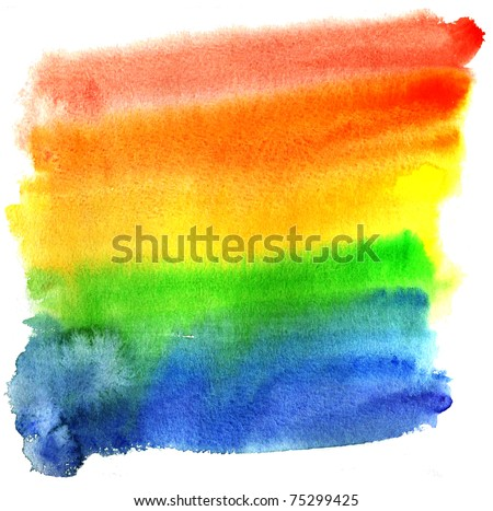 Iridescent strips - stock photo