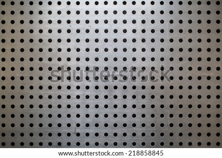 Iron ball Texture - stock photo