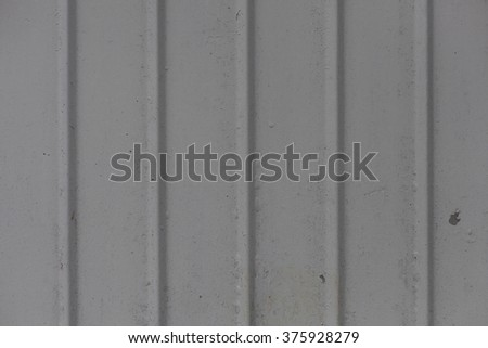iron gate texture - stock photo