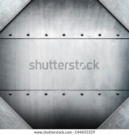 iron pattern background