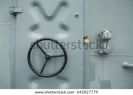 Submarine Door Stock Images Royalty Free Images Amp Vectors