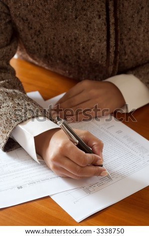 irs - stock photo