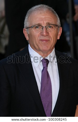 Irving Azoff  at Christina Aguilera's induction into the Hollywood Walk of Fame, Hollywood Blvd, Hollywood, CA. 11-15-10 - stock photo