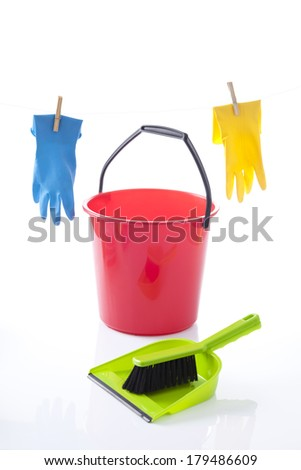 isolated cleaning equipment