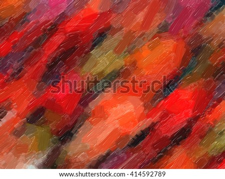 isolated color paint background
