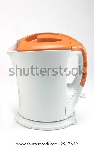 Isolated Cordless Jug Kettle 1