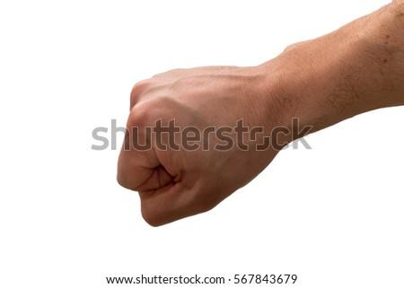 adult hand signals