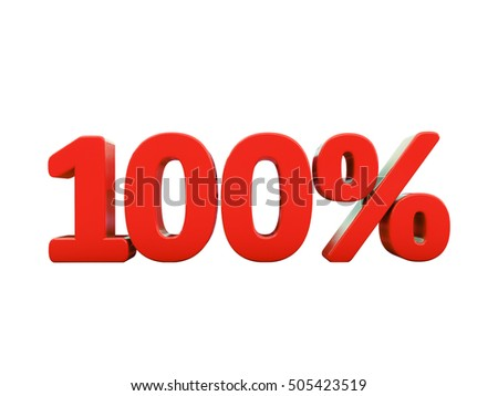 Isolated 100 Percent Discount 3d Sign on White Background, Special Offer 100% Discount Tag, Sale Up to 100 Percent Off, Sale Symbol, Special Offer Label, Sticker, Tag, Badge, Emblem, Web Icon