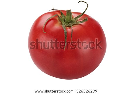 Tomato Watercolor Pain...