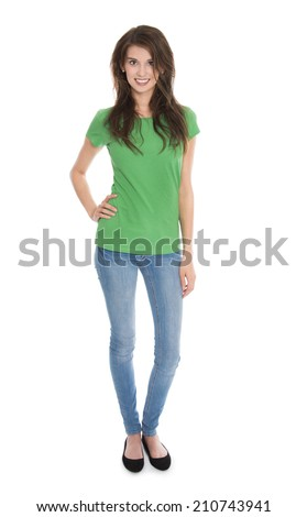 stock-photo-isolated-slim-young-woman-in