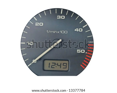 isolated tachometer,