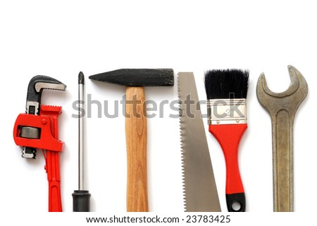 Isolated tools set