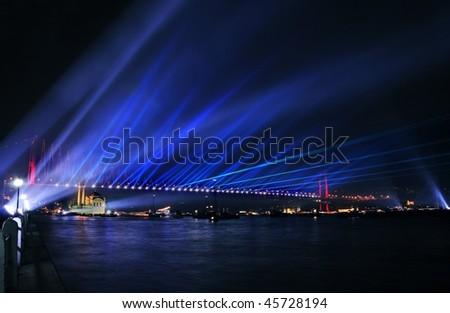 Istanbul 2010. European Capital of Culture. - stock photo